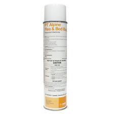 PT Alpine Flea & Bed Bug Insecticide With IGR Safe Quik Kill Long Lasting 20oz