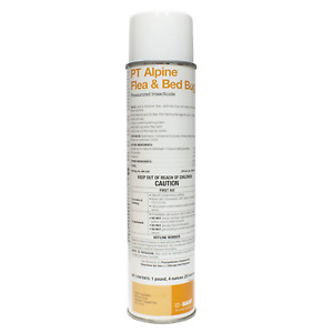 PT Alpine Flea Insecticide with IGR-20 oz can