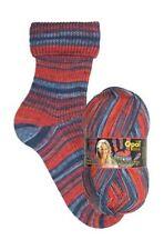 Damen-Socken-Accessoires Sockenwolle Bobbels Handarbeits