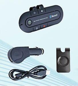 Kit Vivavoce Bluetooth MyVox per Autoveicoli Conversazione 10ore StandBy 500ore