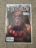 Deathblow (2006 series) #1 NM DC comics