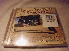 Sesso trucks and ROCKN ROLL-CD-OVP