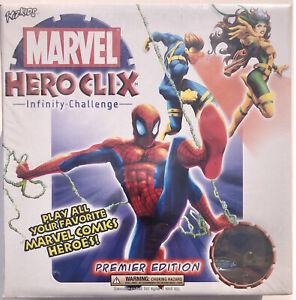 Wizkids Marvel HeroClix Infinity Challenge Premier Edition 2002 Miniatures