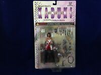 Moore Action Collectibles David Mack's Kabuki Comic Book Hero Action Figures