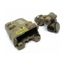 AN PEQ-16 PEQ16 Dummy LiPo NiMH NiCD RAS RIS Battery Box Case for Airsoft AEG SD