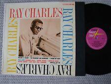 RAY CHARLES  LP 33T Jazz Press US Stereo  1964  GS 1901  VG++/VG++