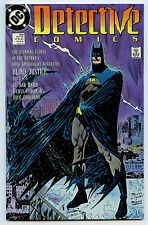 Detective Comics Batman #600 Blind Justice NM/Mint Comic 1989 H7