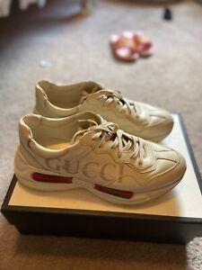 gucci sneakers men size 10