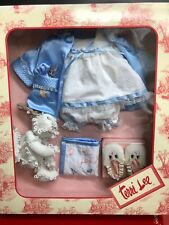 Terri Lee Bedtime Pajama Party Doll Outfit, Pj's, Bunny Rabbit New