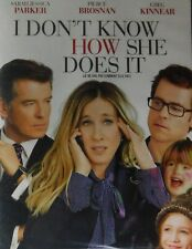 I Don'T Know How She Does It (2011) Sarah Jessica Parker Pierce Brosnan Sealed