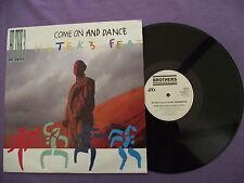 "Hi Tek 3 featuring Shamrock - Come On And Dance. 12"" Vinyl single (12s845)"