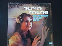 """ALOHA HAWAII""  THE WAIKIKI BEACH BOYS 33 RPM Vinyl LP RECORD Vintage music HULA"