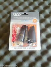 Rico Bb Clarinet Smart Pack from Cadno Music Free Shipping www.cadnomusic.com
