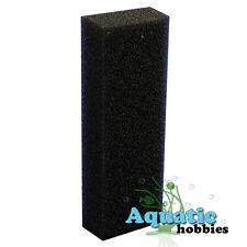 """Eshopps Black Foam Sponge Wet/Dry Filter Small 11 3/4"""" Block"""