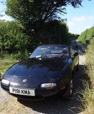 Mazda MX5 Mk1 NA 1.8i - MOT July 2019, UK original, 1996 - 90k miles - black