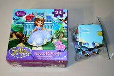Disney Sofia the First Super 3D Jigsaw Puzzle 24pcs