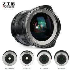 7artisans 12mm F2.8 Manual Focus Lens for Sony Canon Fujifilm Panasonic Olympus