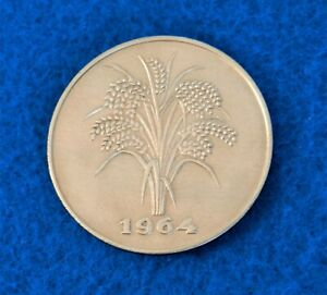 1964 Vietnam 10 Dong - VIET-NAM CONG-HOA - Great Coin - See Pictures