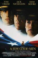 A Few Good Men Movie POSTER 11 x 17 Tom Cruise, Jack Nicholson, C