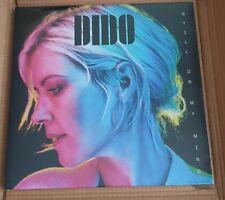 "DIDO - STILL ON MY MIND  BLUE VINYL,12"" x 12"" SIGNED PRINT , NEW & SEALED"