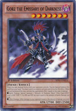 1x YuGiOh Gorz the Emissary of Darkness - BP01-EN014 - Rare - Unlimited Edition