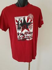 Manchester United Moscow 08 Men's T-Shirt Size M Soccer Football Premier League