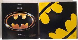 Prince - Batdance and Partyman 12 INCH MAXI-SINGLES