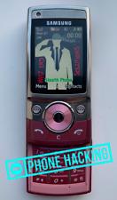 SECURE STEALTH SAMSUNG G600 PHONE, ANTI-TAP, ANTI INTERCEPTION, AUTO IMEI CHANGE