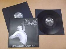 MAYHEM Mediolanum Capta Est 2014 UK 180 gram vinyl 2-LP UNPLAYED