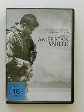 DVD American Sniper Bradley Cooper Sienna Miller Film