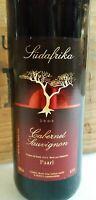 (3+1 Gratis) Pallhuber Cabernet Sauvignon Rotwein 2009 0,75L Südafrika 12%
