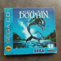 Ecco the Dolphin & Sega Classics Arcade Collection Sega CD Not for Resale