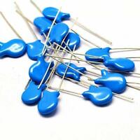 US Stock 20pcs High Voltage Ceramic Disc Capacitors 27pf 3000V 3KV