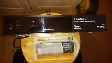 TECSAT DIGITAL SATELLITE  RECEIVER WITH FRANSAT CARD