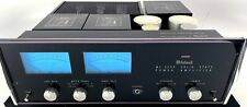 McIntosh MC2505 Vintage Solid State Amplifier, Serviced and Very Clean