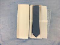 Calvin Klein Men's, Blue Geometric Tie, One Size