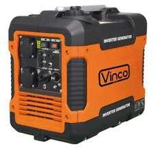 Generatore monofase silenziato inverter 2 kW 60156 Vinco