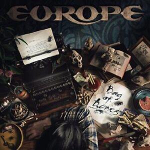"""Europe - """"Bag of Bones"""" - CD Album - 2012"""
