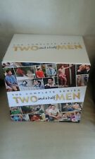 TWO AND A HALF MEN SEASONS 1 TO 12 COMPLETE DVD BOX SET. TV SERIES