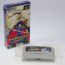 FIRE EMBLEM Seisen no Keifu Nintendo SFC Super Famicom Japan Import SNES Boxed