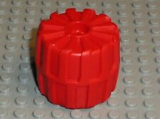 Roue LEGO Espace Space red wheel medium ref 2593 / set  7186 Watto' Junkyard