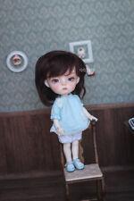 "QQ-59C   BJD Doll  *snoky* Mohair Wig 1/8( 4-5"");1/6 (6-7"") ; 1/4 (7-8"")"