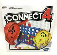 Hasbro Connect 4 Classic Children's Kids Family Strategy Fun Game A5640, Ages 6+