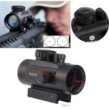 Beileshi Hunting Red Green Dot Tactical Holographic Riflescope Sight 1 x 30RD