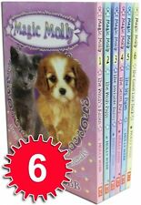 Holly Webb Collection Magic Molly 6 Books set Animal & Pets Story Pack