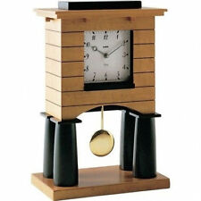 Alessi - 03 Mantel clock - desk clock - Designer Michael Graves