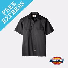 Dickies Short Sleeve Work Shirt 2xl Black
