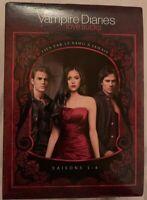 COFFRET DVD SERIE VAMPIRES & ROMANCE : VAMPIRE DIARIES - SAISONS 1 A 4