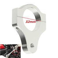 32mm Aluminium Lenkungsdämpfer-halterung Gabel Klemmer Motorrad Dämpfer Tuning