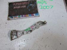 mazda 3 mps 2007 2.3 turbo osr rear bumper bracket